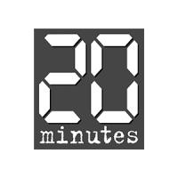 logo client 20 minutes